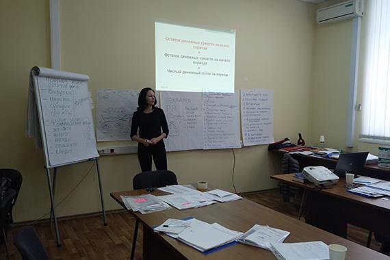 Подведены итоги сентябрьского тренинга для тренеров (ТоТ) курса финансовой грамотности для предпринимателей «Начни свое дело!»