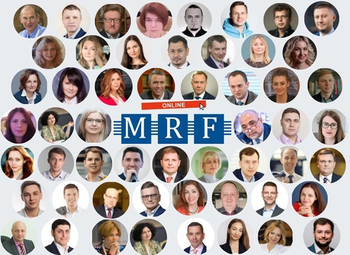 На изображении может находиться: 54 человека, текст «ONLINE MRF»