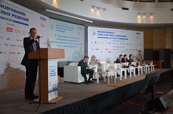 Владимир Чистюхин:  «То, что сейчас происходит на рынке микрофинансирования, имеет федеральный масштаб»